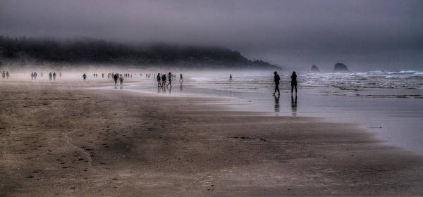 Photograph - Cannon Beach Mist by David Patterson