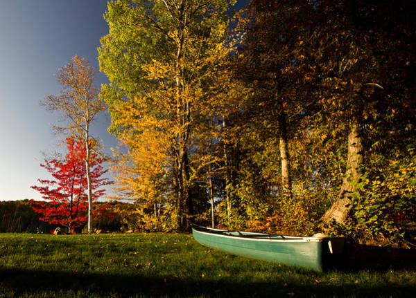 Wall Art - Photograph - Canoe by Cale Best