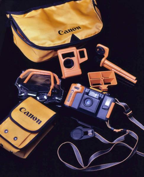 Photograph - Canon Gear  by Dragan Kudjerski