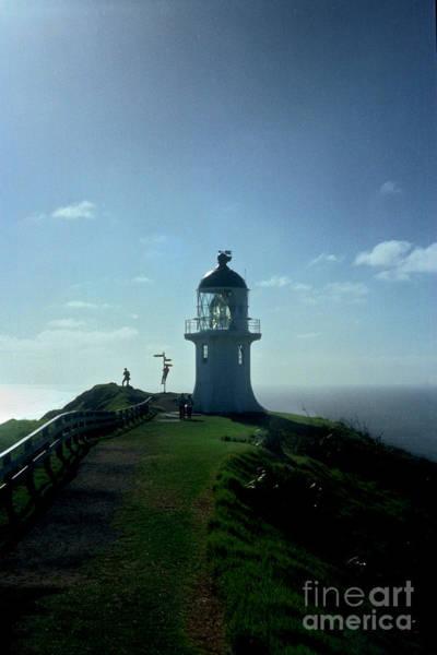 Photograph - Cape Reinga Lighthouse by Mark Dodd