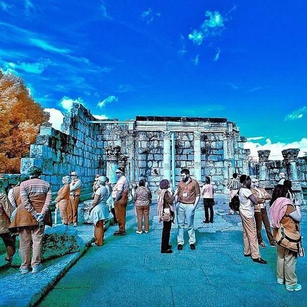 Capernaum ( /kəˈpɜrniəm/ Art Print