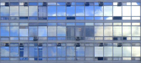 Photograph - Capital Windows by Roberto Alamino