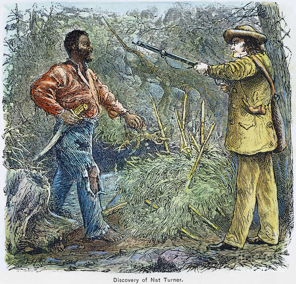 Wall Art - Photograph - Capture Of Nat Turner by Granger