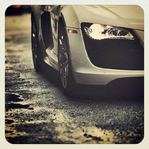 Audi Photograph - #car #audi #r8 #implus_daily by K H   U   R   A   M