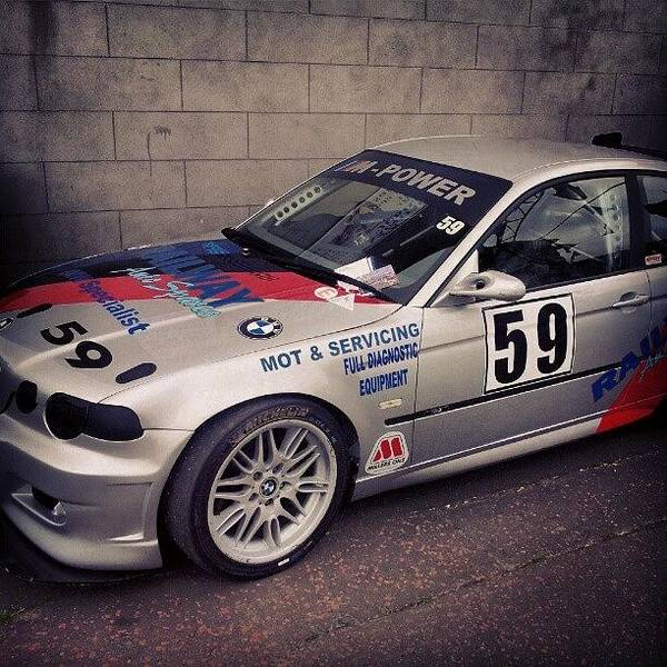 Bmw Photograph - #car #cars #rally #bmw #show #carshow by Hayden Walsh