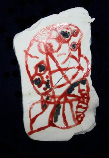 Ceramic Art - Care 2 by Gloria Ssali