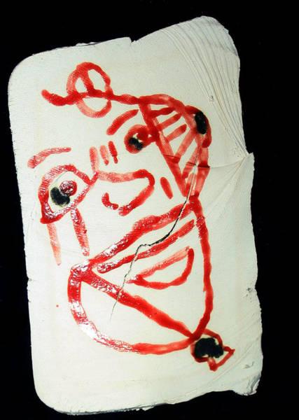 Ceramic Art - Care 5 by Gloria Ssali