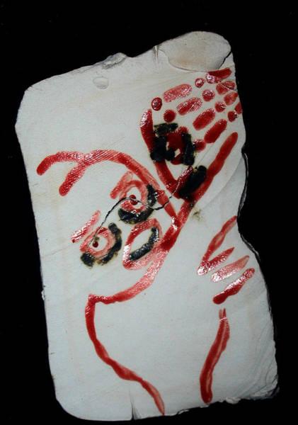 Ceramic Art - Care 6 by Gloria Ssali
