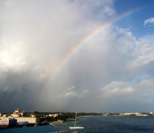 Photograph - Caribbean Rainbow by Cynthia Amaral