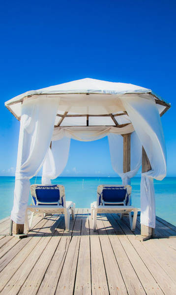 Wall Art - Photograph - Caribbean Relaxation   by Patrick  Flynn