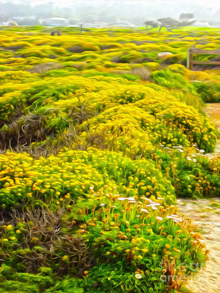 Painting - Carmel - Seventeen Mile Drive - 02 by Gregory Dyer