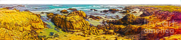 Painting - Carmel California by Gregory Dyer