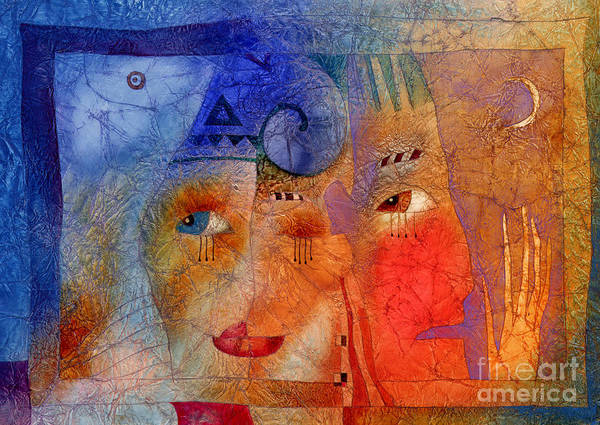 Wall Art - Mixed Media - Carnival 2 by Svetlana and Sabir Gadghievs