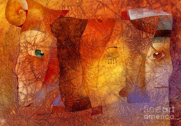 Wall Art - Mixed Media - Carnival 3 by Svetlana and Sabir Gadghievs