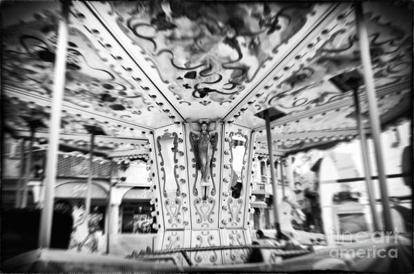 Photograph - Carousel by Silvia Ganora