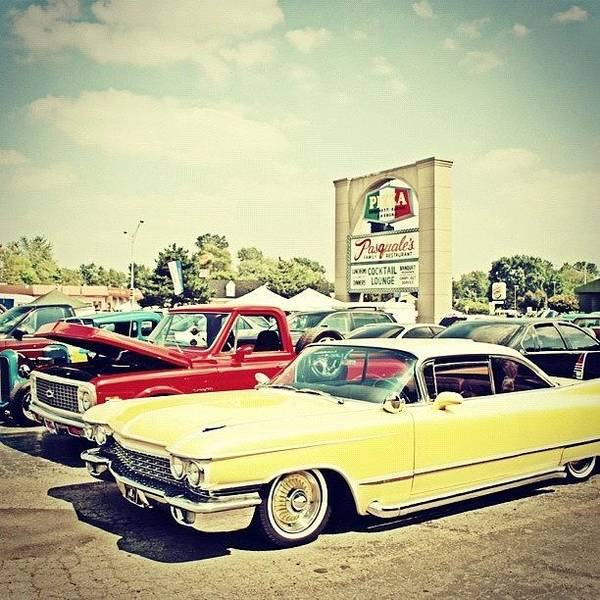 Cadillac Photograph - #cars #classiccar #popularpage #ig by Junior  Scholars