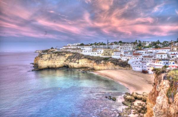 Wall Art - Photograph - Carvoeiro Early Morning by Nathan Wright