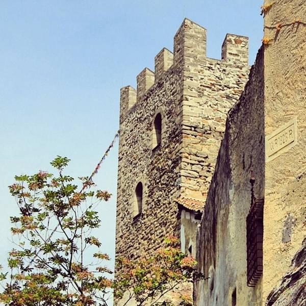 Castel Juval - Alto Adige Art Print