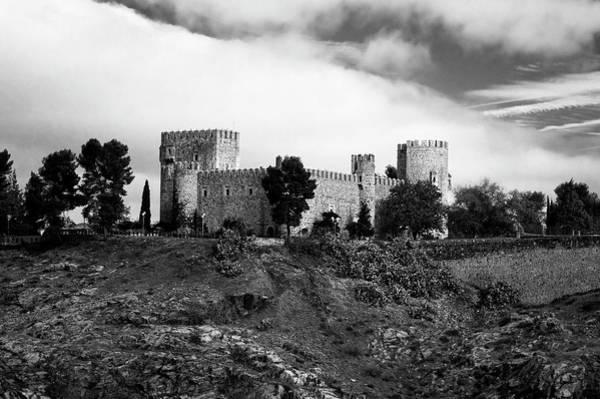 Photograph - Castle And Clouds by Lorraine Devon Wilke