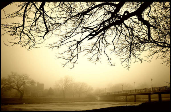 Photograph - Castle In The Fog by Brian Duram