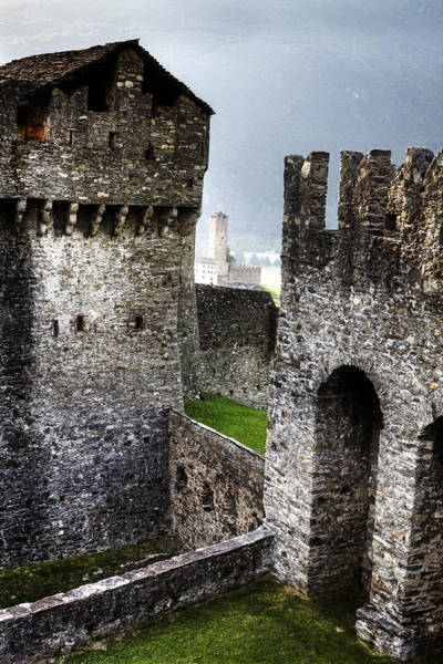 Ticino Photograph - Castle by Joana Kruse