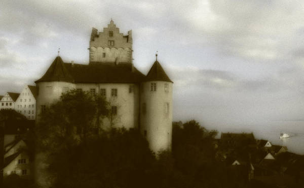 Photograph - Castle Meersburg Germany by Matthias Hauser