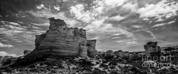 Photograph - Castle Rock Pan by David Waldrop