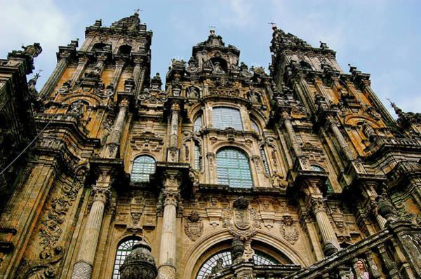 Photograph - Cathedral Of Santiago De Compostela by HweeYen Ong