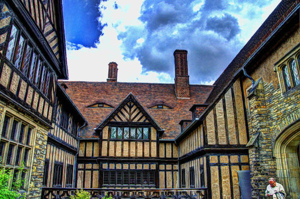 Garten Wall Art - Photograph - Cecilienhof Palace At Neuer Garten by Jon Berghoff