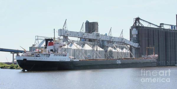Wall Art - Photograph - Cedarglen Ship by Lori Tordsen