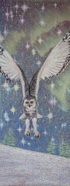 Wall Art - Pastel - Celestial Swoop by Thomas Maynard
