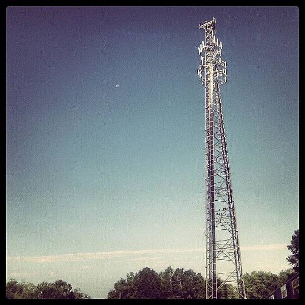 Wall Art - Photograph - Cell Phone Tower by Dustin K Ryan