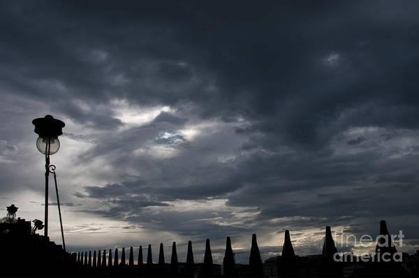 Edinburgh Photograph - Celtic Twilight by Marion Galt