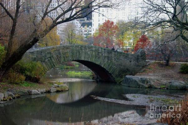 Wall Art - Photograph - Central Park Color by Dennis Curry