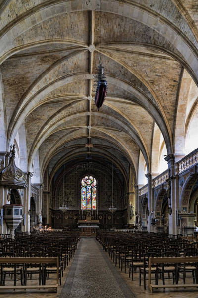 Photograph - Centuries Old Church by Wes and Dotty Weber