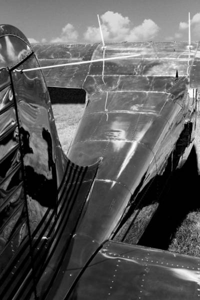 Wall Art - Photograph - Cessna 195a 1950 by Maxwell Amaro