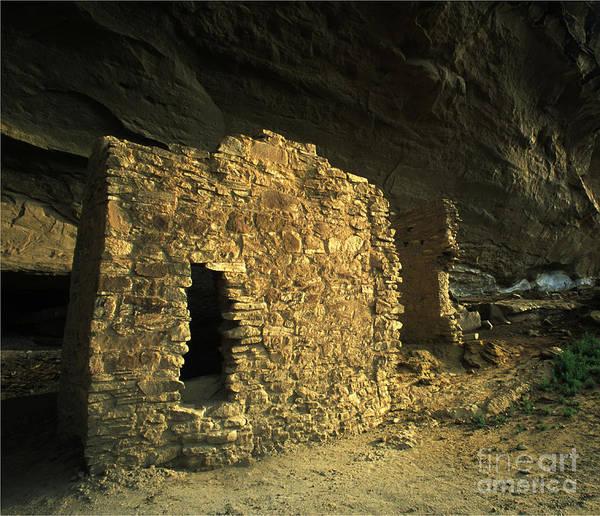 Chaco Canyon Wall Art - Photograph - Chaco Canyon Treasure by Bob Christopher