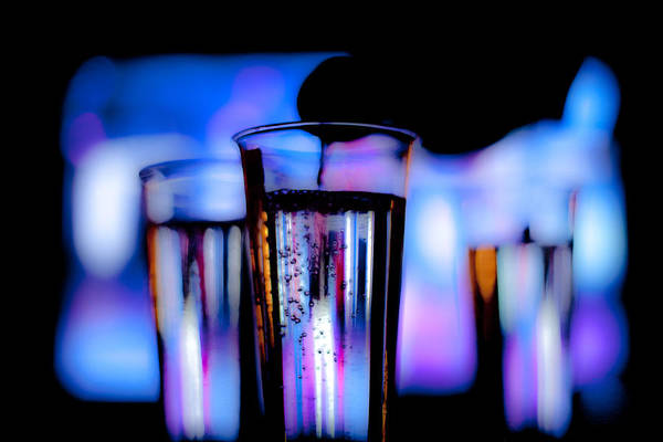 Hakon Photograph - Champagne by Hakon Soreide
