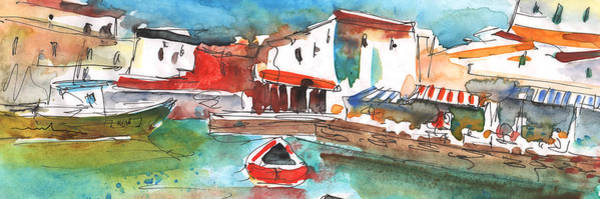 Painting - Chania 01 Bis by Miki De Goodaboom