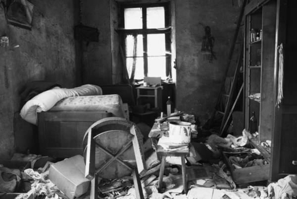 Photograph - Chaos by Ivan Slosar
