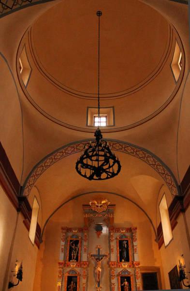 Photograph - Chapel At San Jose Mission by Sarah Broadmeadow-Thomas