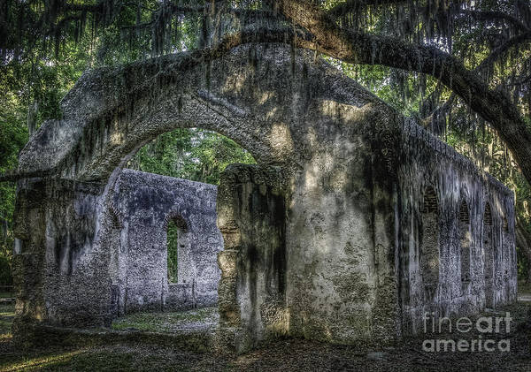 Photograph - Chapel Of Ease II by David Waldrop