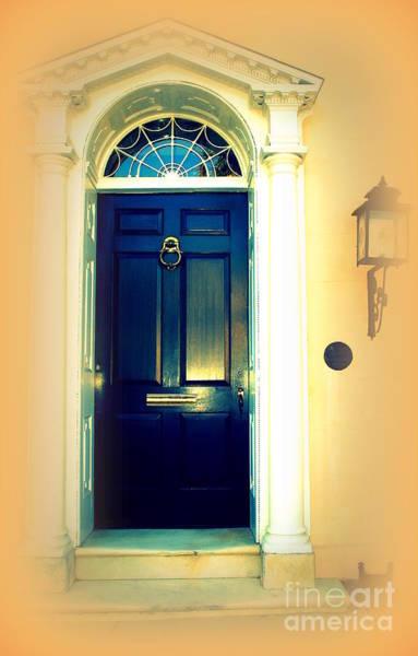 Photograph - Charleston Door 3 by Susanne Van Hulst