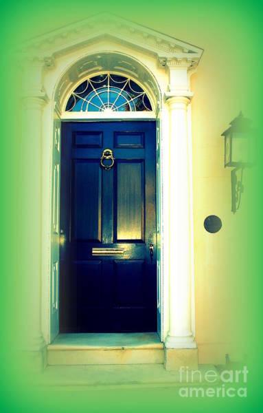 Photograph - Charleston Door 5 by Susanne Van Hulst