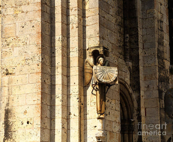 Wall Art - Photograph - Chartres Cathedral by Louise Heusinkveld