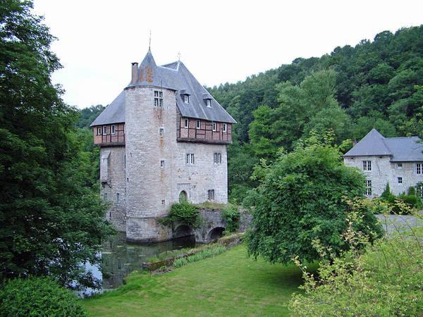 Chateau De Crupet Art Print