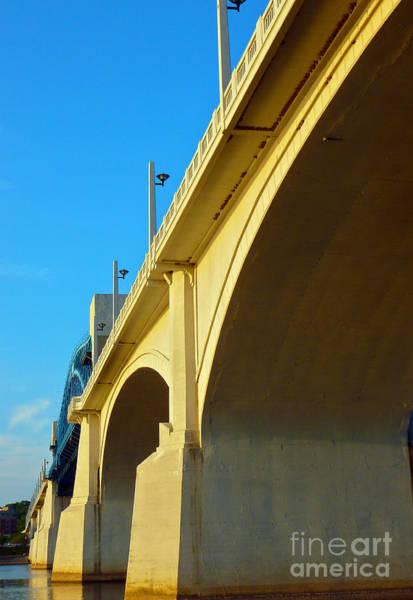 Photograph - Chattanooga Bridge by Mark Dodd