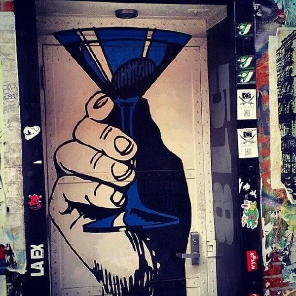 Martini Wall Art - Photograph - #cheers #salud #alcoholic #manhattan by Radiofreebronx Rox