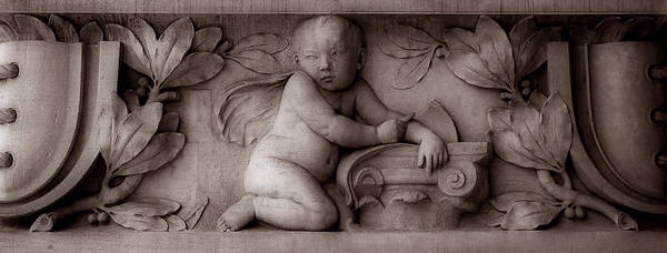 Photograph - Cherubs 3 by Andrew Fare