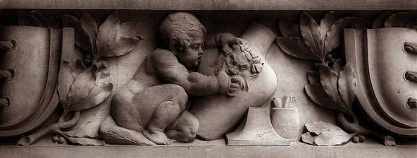Photograph - Cherubs 4 by Andrew Fare